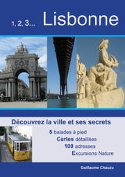1,2,3 Lisbonne ebook by Guillaume Chauzu
