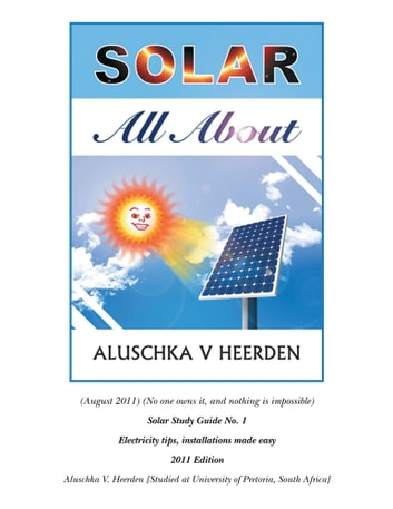 Solar - All About ebook by Aluschka V Heerden