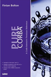 Pure Corba ebook by Bolton, Fintan