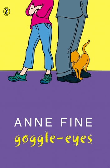 Goggle-Eyes ebook by Anne Fine