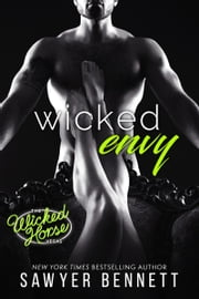 Wicked Envy ebook by Sawyer Bennett