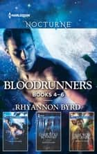 Dark Wolf Rising/Dark Wolf Running/Dark Wolf Returning ebook by Rhyannon Byrd