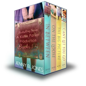 A Katie Parker Production Boxed Set - Books 1-4 ebook by Jenny B. Jones