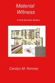 Material Witness ebook by Carolyn Kenney