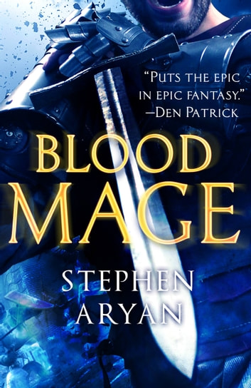 Bloodmage ebook by Stephen Aryan
