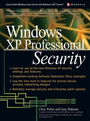 Windows(R) XP Professional Security ebook by Weber, C.