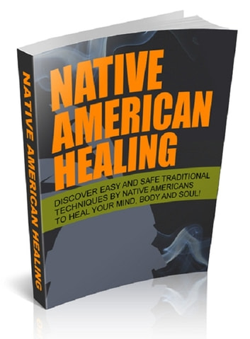 Native American Healing ebook by Anonymous