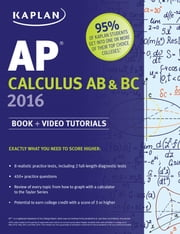 Kaplan AP Calculus AB & BC 2016 ebook by Tamara Lefcourt Ruby,James Sellers,Lisa Korf,Jeremy Van Horn,Mike Munn
