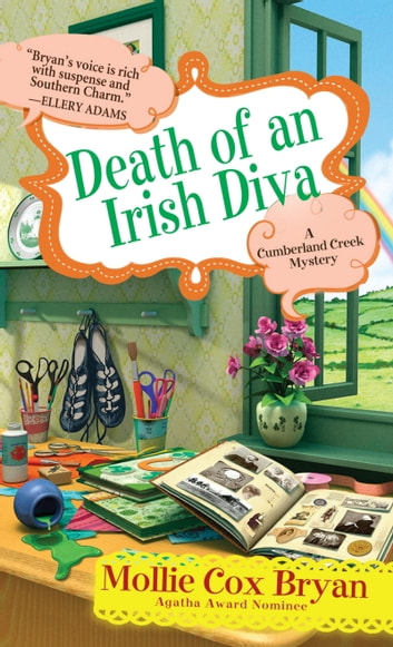 Death of an Irish Diva ebook by Mollie Cox Bryan
