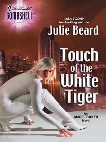 Touch of the White Tiger ebook by Julie Beard