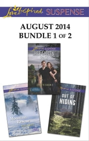 Love Inspired Suspense August 2014 - Bundle 1 of 2 - An Anthology ebook by Lynette Eason, Hope White, Rachel Dylan