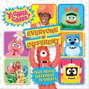 Everyone Is Different - Why Being Different Is Great! ebook by Kara McMahon,Style Guide