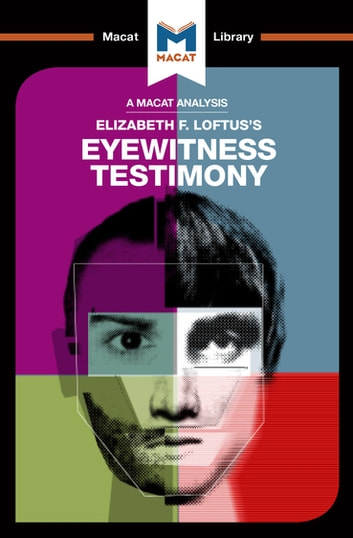 Eyewitness Testimony ebook by William J Jenkins