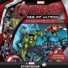 Marvel's Avengers: Age of Ultron: Avengers Save the Day ebook by Marvel Press Book Group