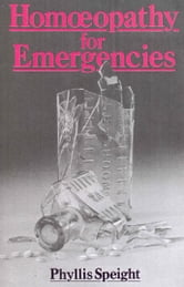 Homoeopathy For Emergencies ebook by Phyllis Speight