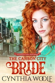 The Carson City Bride ebook by Cynthia Woolf