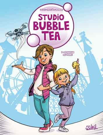 Studio Bubble Tea T01 - Le Royaume de Constance eBook by Leach,Paulo Borges