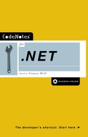 CodeNotes for .NET ebook by Gregory Brill