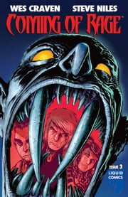 COMING OF RAGE #3 ebook by Wes Craven,Steve Niles,Francesco Biagini,Liquid Studios,Chris Blythe