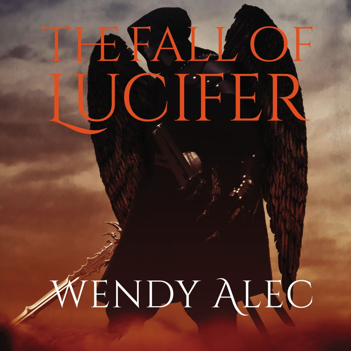 Fall Of Lucifer: The Fall Of Lucifer Audiobook By Wendy Alec