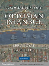 A Social History of Ottoman Istanbul ebook by Ebru Boyar,Kate Fleet