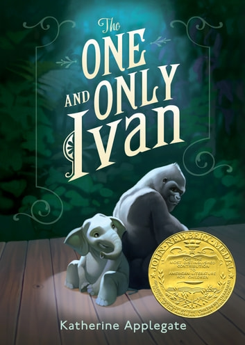 The One and Only Ivan ebook by Katherine Applegate