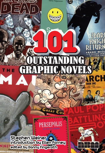 101 Outstanding Graphic Novels ebook by Stephen Weiner