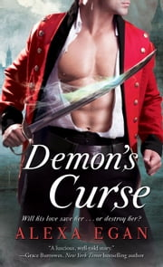 Demon's Curse ebook by Alexa Egan
