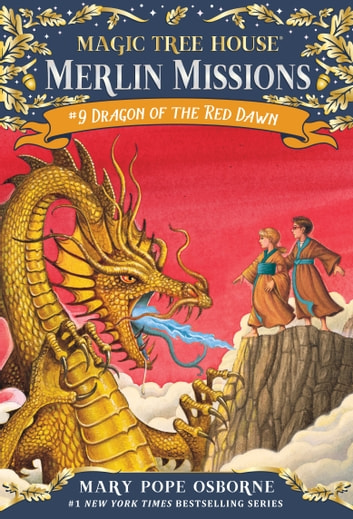 Dragon of the Red Dawn ebook by Mary Pope Osborne