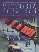 Murder in Little Italy ebook by Victoria Thompson