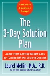 The 3-Day Solution Plan - Jump-start Lasting Weight Loss by Turning Off the Drive to Overeat ebook by Laurel Mellin