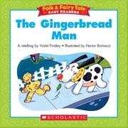 Folk & Fairy Tale Easy Readers: The Gingerbread Man ebook by Cooper, Terry