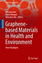 Graphene-based Materials in Health and Environment - New Paradigms ebook by Paula Marques, Mercedes Vila, Gil Gonçalves