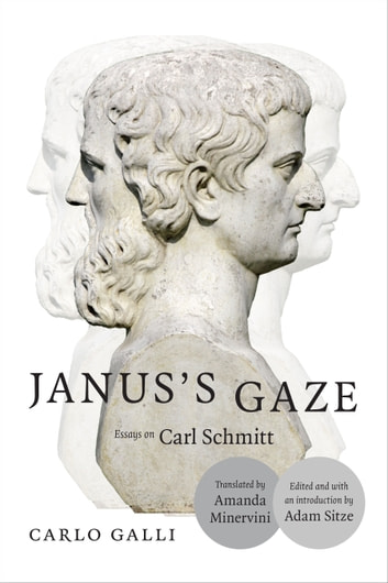 Janus's Gaze - Essays on Carl Schmitt ebook by Carlo Galli