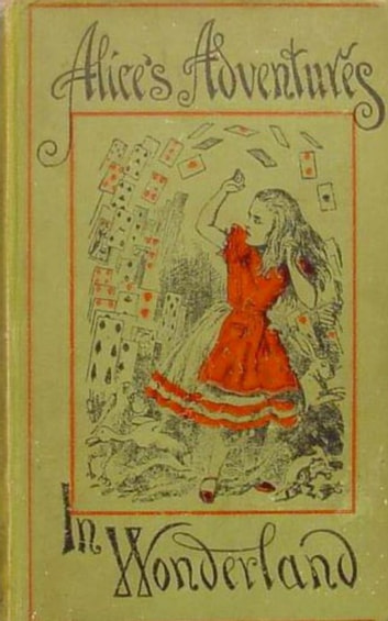 Alice's Adventures in Wonderland - Bestsellers and famous Books ebook by Lewis Carroll