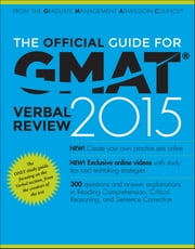 The Official Guide for GMAT Verbal Review 2015 ebook by GMAC (Graduate Management Admission Council)
