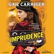 Imprudence audiobook by Gail Carriger