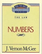 Numbers - The Law (Numbers) ebook by J. Vernon McGee