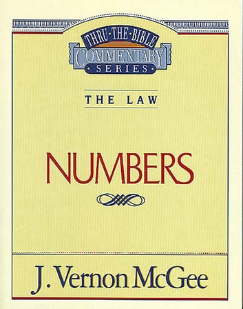 Numbers ebook by J. Vernon McGee