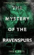 THE MYSTERY OF THE RAVENSPURS (Thriller Classics Series) - The Black Valley ebook by Fred M. White, Andre Takacs