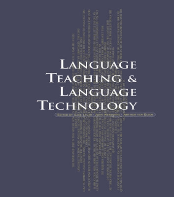 Language Teaching and Language Technology ebook by