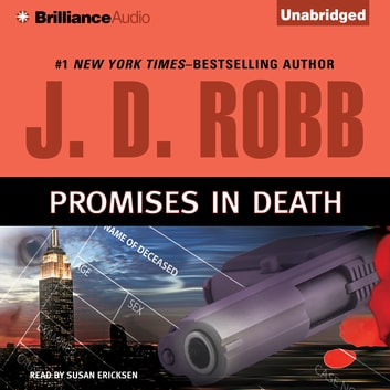 Promises in Death audiobook by J. D. Robb