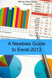 A Newbies Guide to Excel 2013 RT ebook by Minute Help Guides