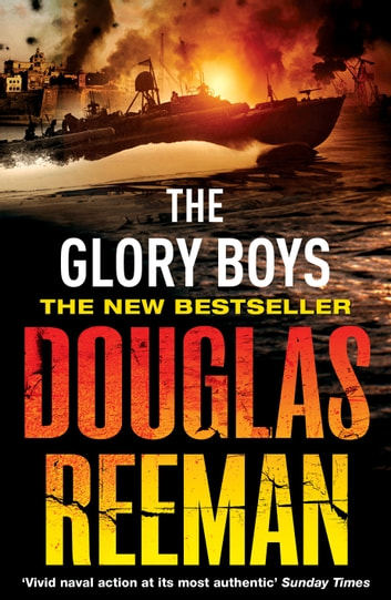 The Glory Boys ebook by Douglas Reeman