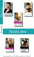 10 romans Blanche + 2 gratuits (n°1356 à 1360 - Mars 2018) ebook by Collectif