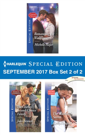 Harlequin Special Edition September 2017 Box Set 2 of 2 - An Anthology 電子書 by Michelle Major,Jules Bennett,Kathy Douglass