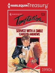 Service with a Smile ebook by Carolyn Andrews