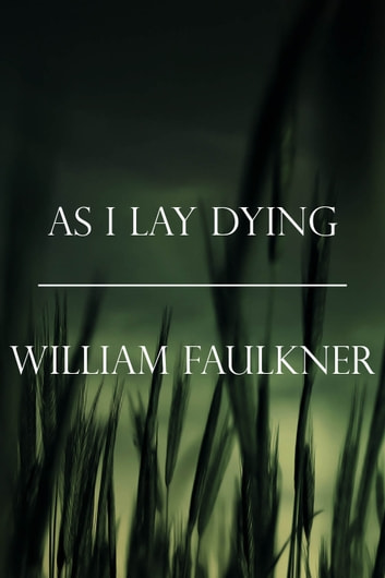 As I Lay Dying Ebook