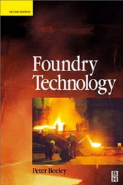 Foundry Technology ebook by Beeley, Peter