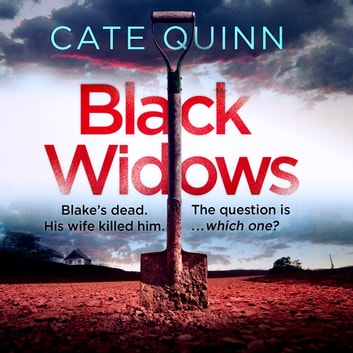 Black Widows audiobook by Cate Quinn